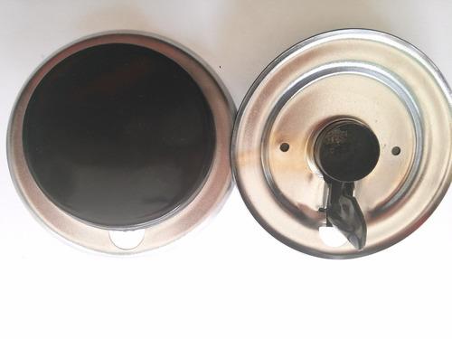 quemador estufa acros whirlpool con chapeton y pata original