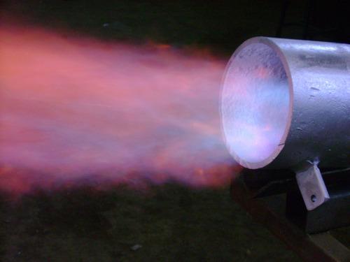 quemador industrial de alta presión de 4 pulgadas dc