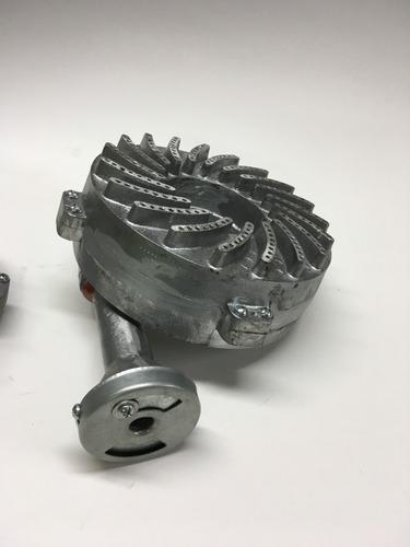quemador italiano aluminio 180 mm