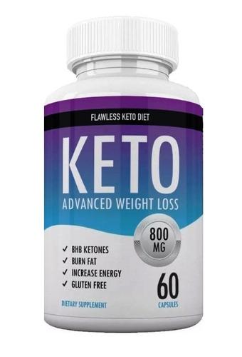 quemador keto advance dieta cetogenica 60 capsulas usa