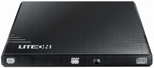 quemador liteon  dvd externo 8x usb slim ebau108-01