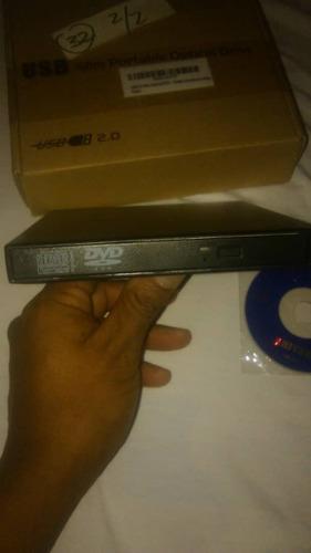 quemadora dvd usb portatil
