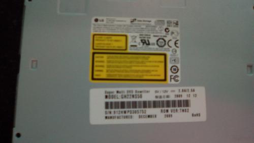 quemadora interna lg cd dvd dual layer