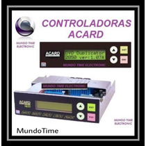 Controladoras Acard 1x7 Bluray Y Dvd Especial Duplicadora