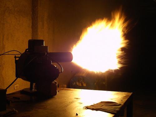 quemadores industriales para gas y gasoil.