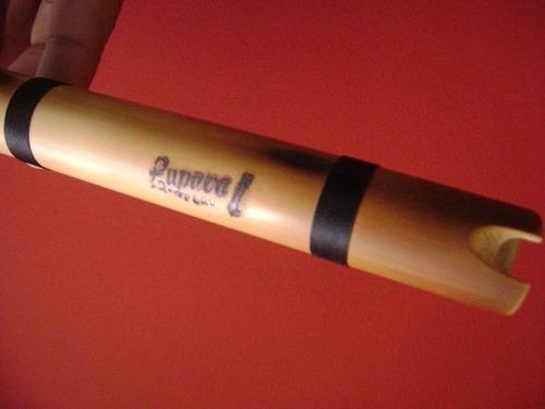 quena andina de bambu lupaca bien afinada 4:40
