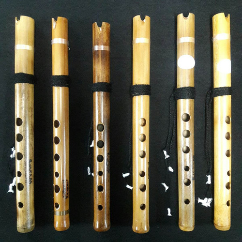 quenas profesionales en bambu bolivianas.