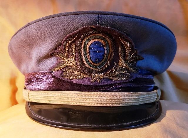 Quepe Chapéu Antigo 5279de1678e