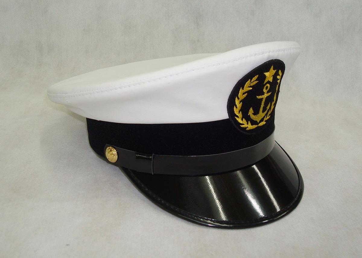 f2644a0c53 Quepe Estilo Marinha Infantil / Adulto - R$ 148,00 em Mercado Livre