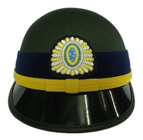 4e846e2ab4 Quepe Feminino Subtenente E Sargento Eb - Verde Oliva