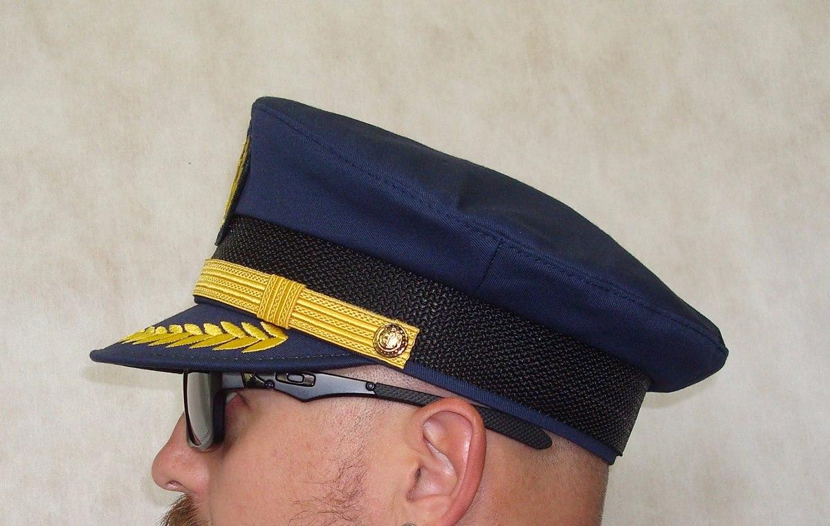 45896d35db quepe marinheiro capitão luxo marinha infantil / adulto. Carregando zoom.