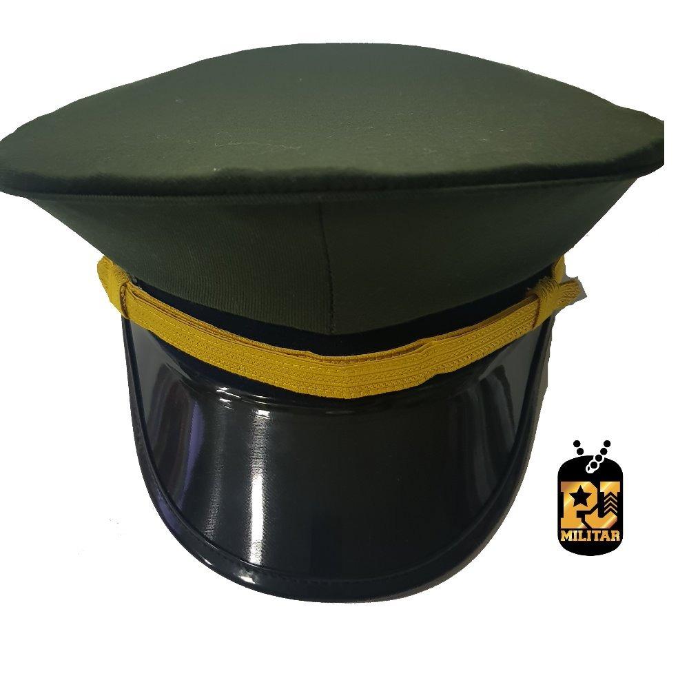 quepe masculino exercito ( loja pj militar ). Carregando zoom. c7695f7ff47