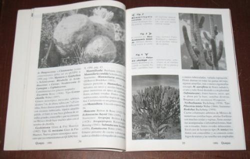quepo n°9 1995 sociedad peruana de cactus y suculentas