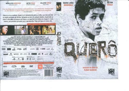 querô dvd original