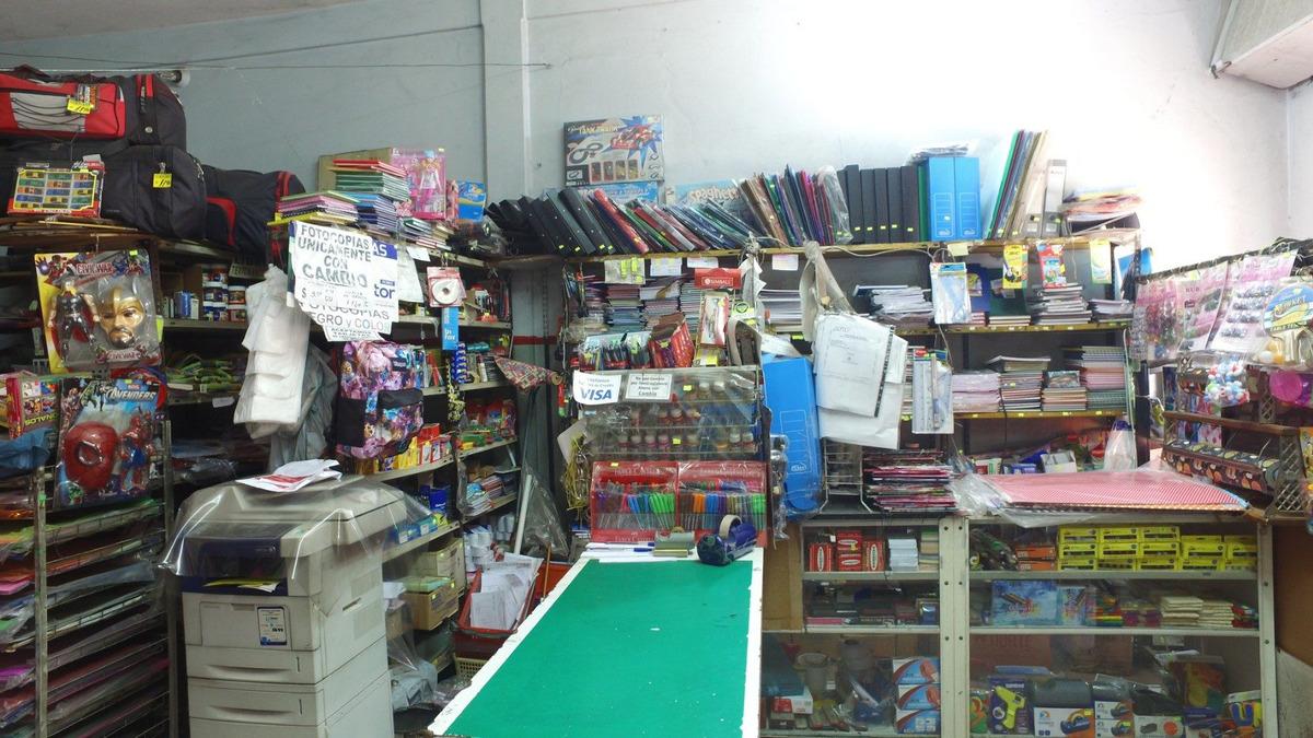 queres abrir tu propio negocio de librería fondo de comercio