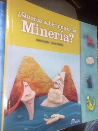queres saber que es la mineria a folguera l fernandez
