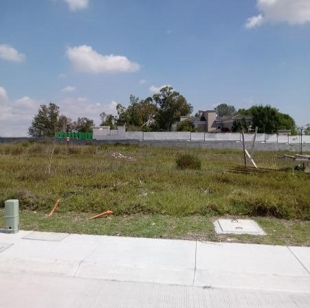 querétaro, ciudad maderas taray, terrenos planos en venta!