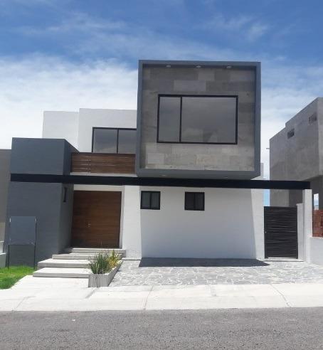 querétaro, zibata, nueva y preciosa casa en venta!