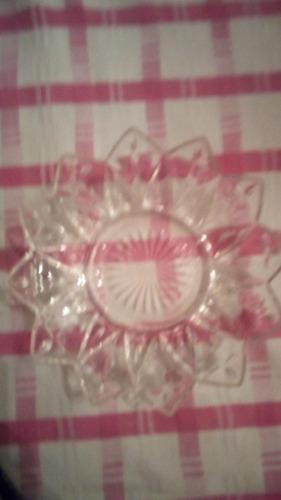 quesillera y bols de cristal