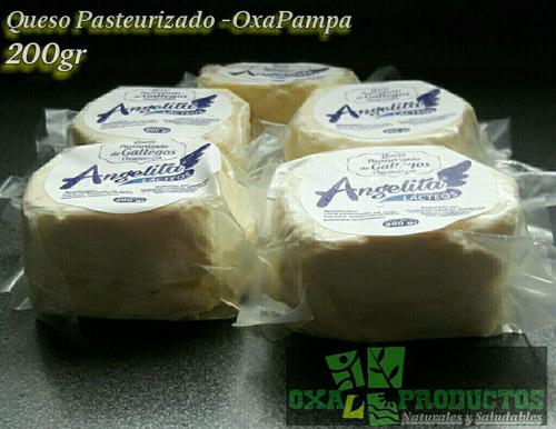 queso fresco pasteurizado de oxapampa
