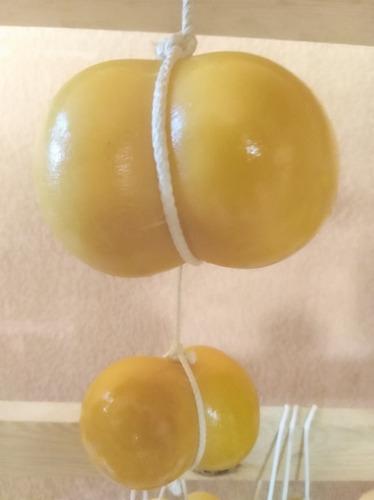 queso provolone artesanal