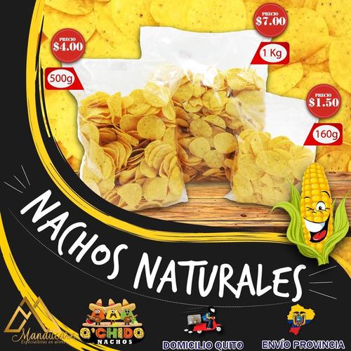 queso salsa cheddar cine con nachos envio quito y provincias
