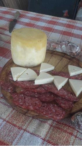 quesos saborizados