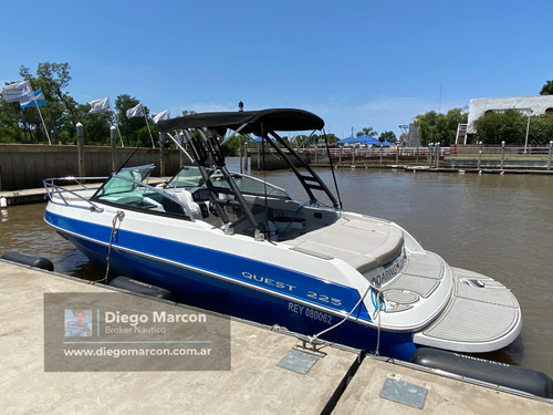 quest 225 mercruiser 250 hp pata bravo 3