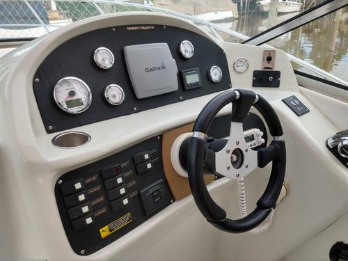 quest 325 2016 diesel volvo 300 - zanovello barcos -