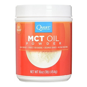 Quest Nutrition Mct Powder Oil, Carbohidratos Netos 0g, Axr