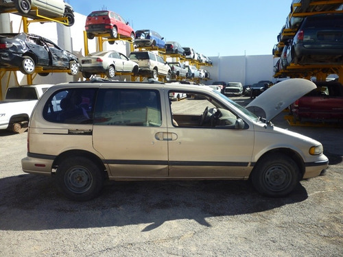 quest villager 1998,accidentada,motor 3.3,automatica partes