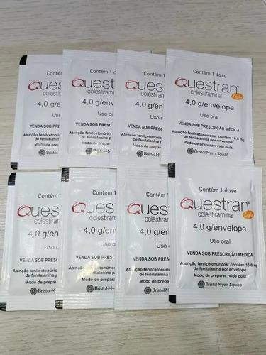 questran - 12 envelopes