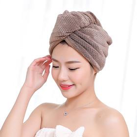 Quick Magic Hair Hat Seco Turbante Torção Toalha De Cabelo E