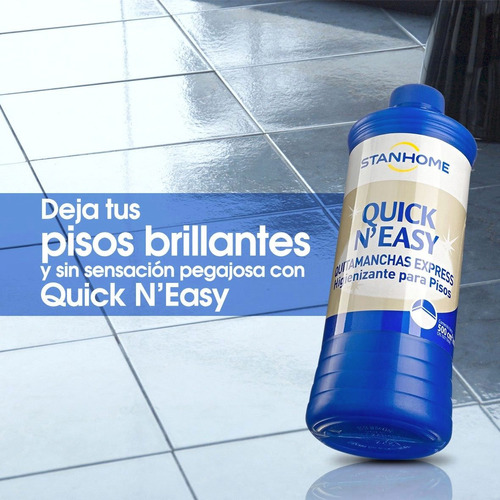 quick n' easy 500ml (stanhome)