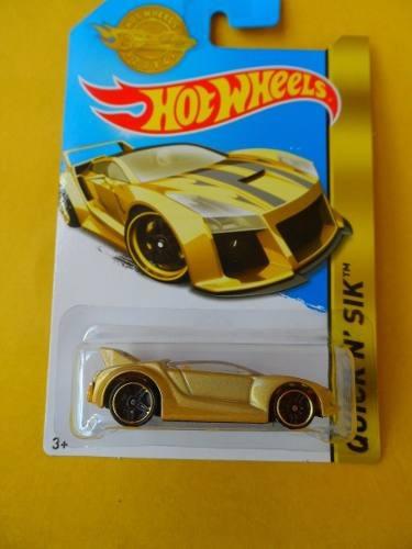 $quick n sik 2014 ediçao especial - hot wheels$