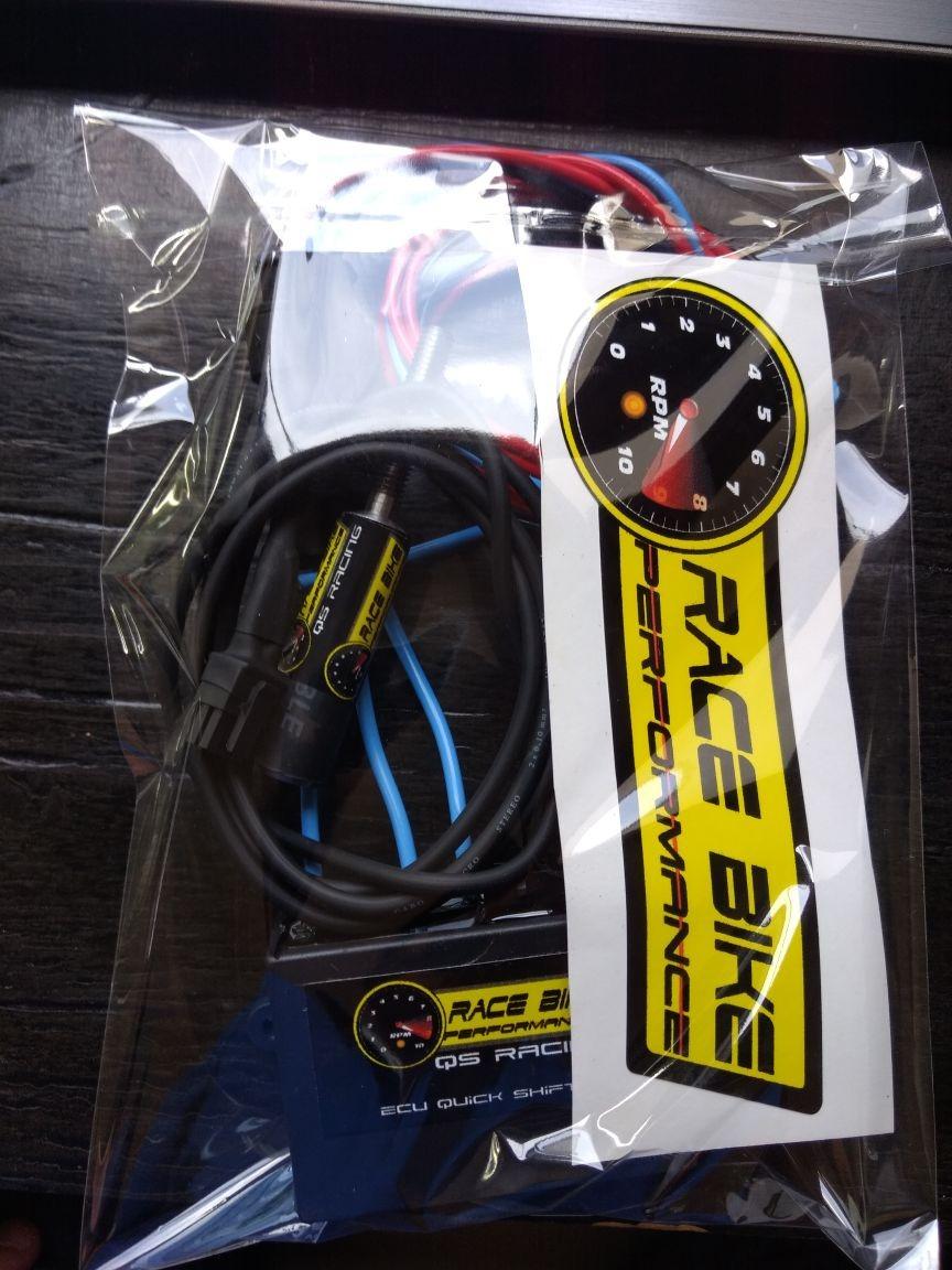 Quick Shifter Pro Gsxr-1000/750 Via Ecu