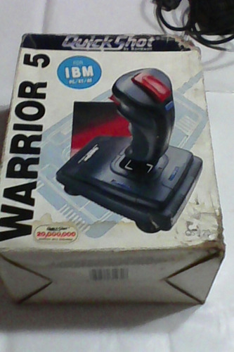 quick show (by bondwell)  (for ibm pc xt /at)(warrior 5)(
