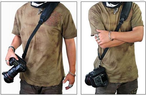 quick strap - alça simples para cameras - alca suspensório