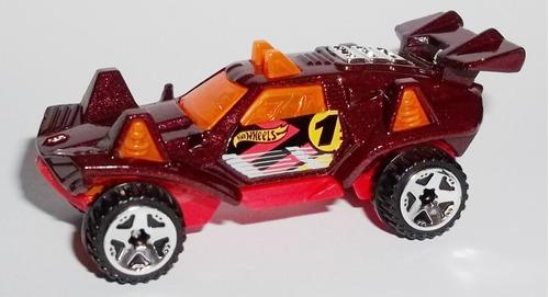 quicksand rojo de hot wheels 112 de 250