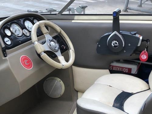 quicksilver 1700 2007 evinrude etec 115 hp
