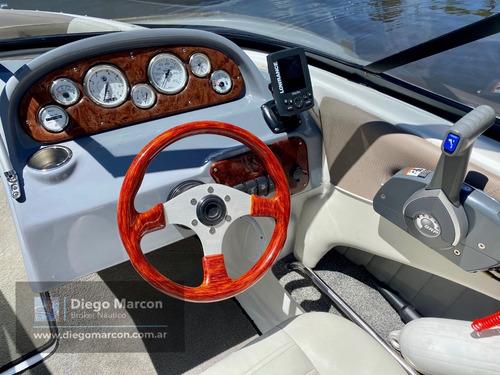 quicksilver 1800 evinrude 135 hp h.o