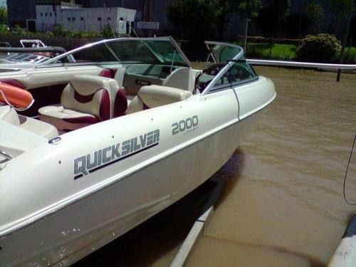 quicksilver 2000 motor evinrude 200 año 2008