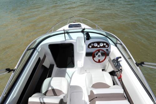 quicksilver 2002 año 2017 0hs con motor evinrude e-tec 150hp