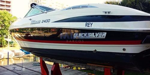 quicksilver 2400 (2011)* mercruiser v8 260hp