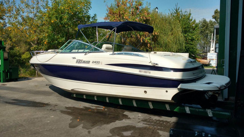 quicksilver 2400 unica por su estado - zanovello barcos -