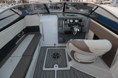 quicksilver 2500 c/ 200 hp evinrude e-tec