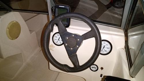 quicksilver 410 c/mercury 50 hp.
