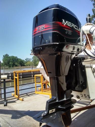 quicksilver 490 original mercury 75 hp