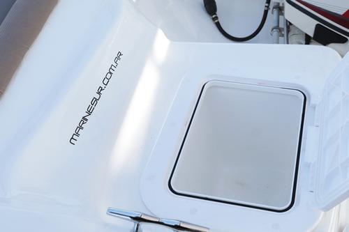 quicksilver marine sur 1800. la lancha 18 pies mas grande