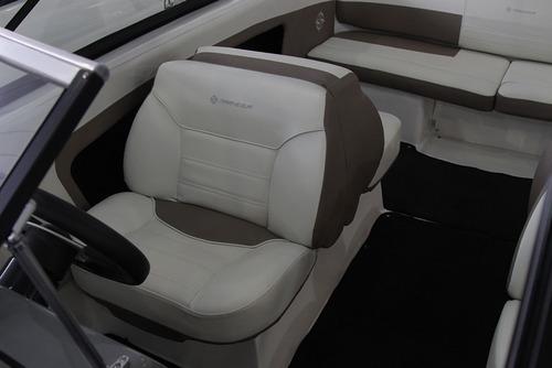 quicksilver marinesur 555 c/ evinrude e-tec 115 hp 0km 2017